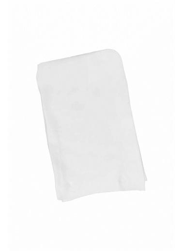 Mummy's Baby Mummy's Baby Çift Kat  Battaniye Beyaz Beyaz